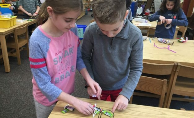 Elsmere Elementary gets new 21st century tools