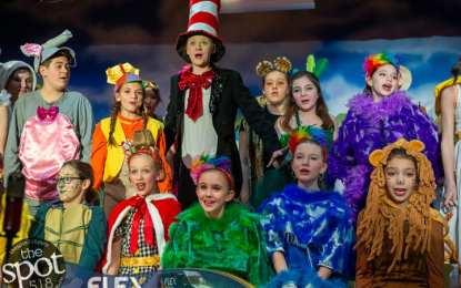 SPOTTED: The Lisha Kill Middle School Drama Club presents Seussical Jr.