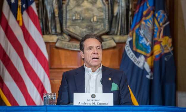 Cuomo orders all NYS non-essential work staff to work from home