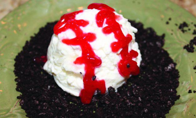 LET'S COOK: Baseball dessert is a true hit