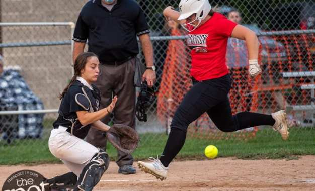 SPOTTED: Bethlehem Blaze 18U and Brunswick play to a tie