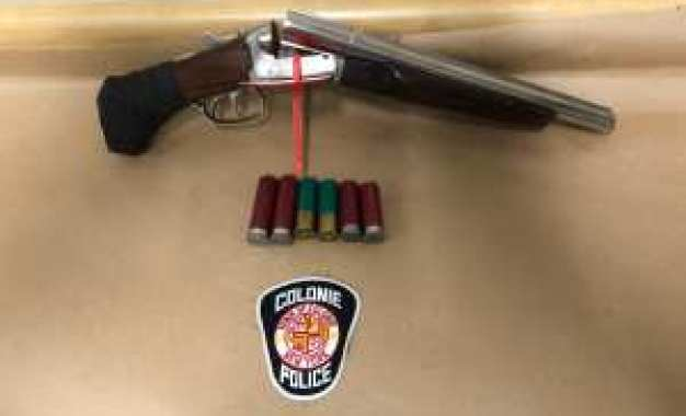 Amsterdam man arrested for possession of a sawed off shotgun in Colonie