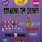 Breaking the Silence Live Benefit Show