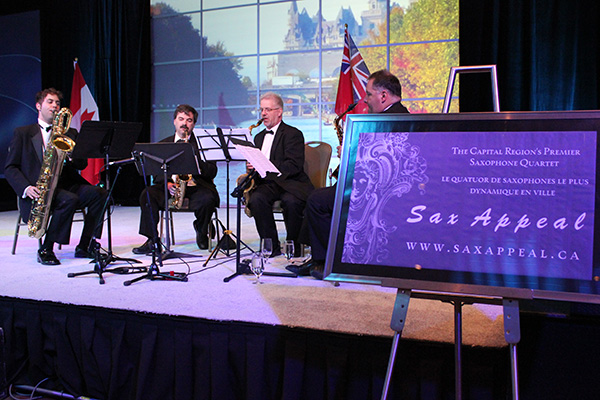 Sax Appeal - courtesy Sophie Renaud Media