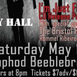Ty Hall set to release latest album at Zaphods