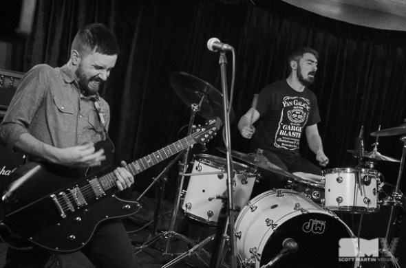 Double Experience perform at House of TARG