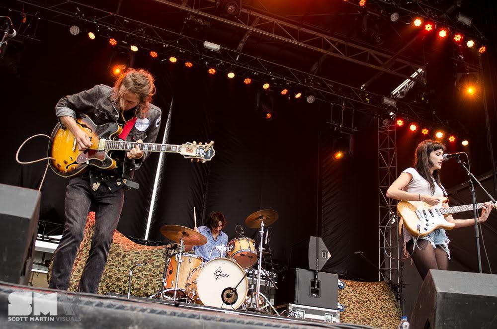 Rob Cooke, Chris Di Lauro,Keturah Johnson - The Heavy Medicine Band - photo Scott Martin Visuals