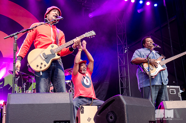Ben Harper and The Innocent Criminals at Ottawa Bluesfest 2016