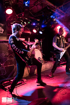 Eagleson at Zaphods