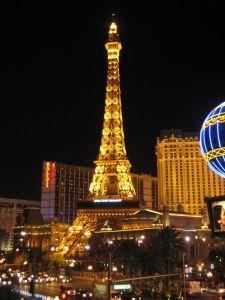 Las Vegas - Paris Tower
