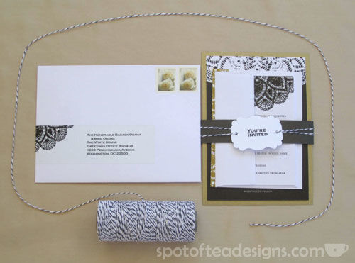 Custom Invitations Ek Web Designs
