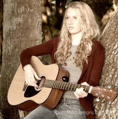 Musician Sophie Price   Spotofteadesigns.com