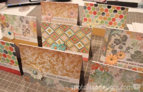 PP Handmade Cards