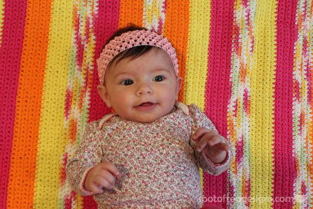Handmade Baby Blanket   spotofteadesigns.com
