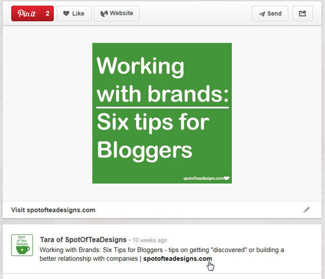 Optimizing your blog: Six tips for new bloggers | spotofteadesigns.com