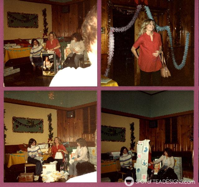 1982 baby shower | spotofteadesigns.com