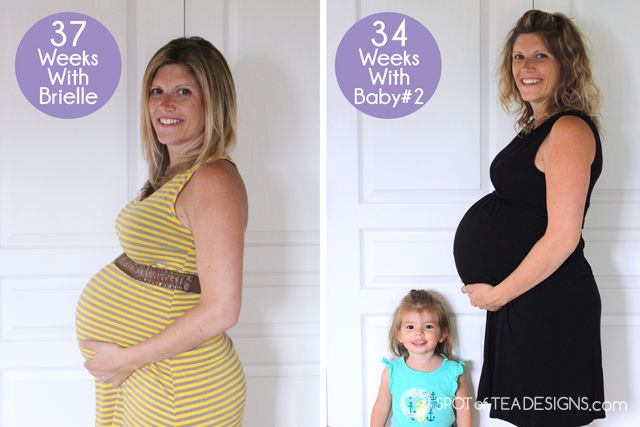 10 Lessons Learned in my 2nd #pregnancy | spotofteadesigns.com