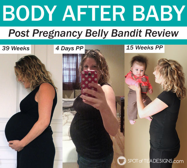Body After Baby - Post #Pregnancy @BellyBandit review | spotofteadesigns.com