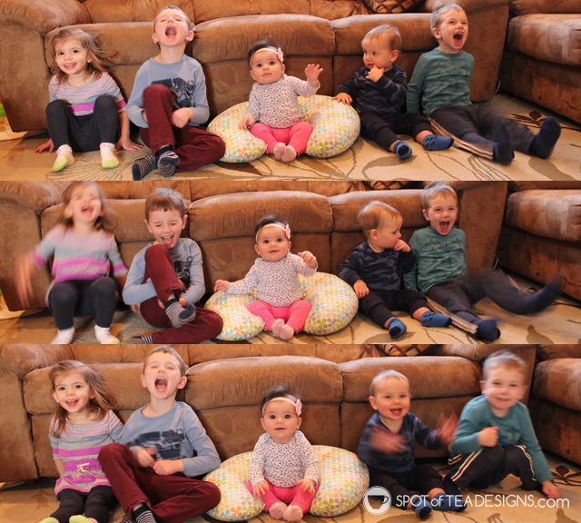 Cousins | spotofteadesigns.com