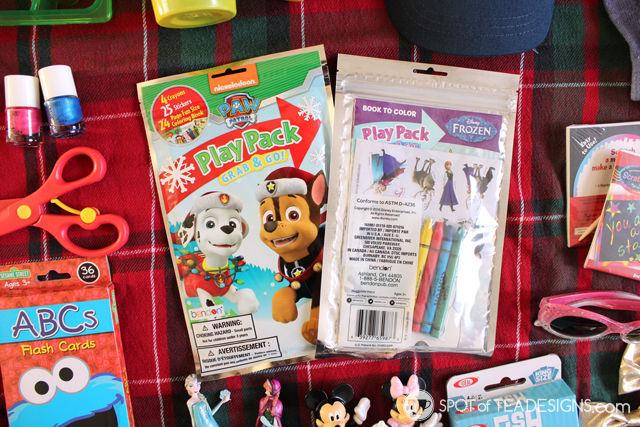 Christmas Stocking Stuffer Ideas for Toddler Girls | spotofteadesigns.com