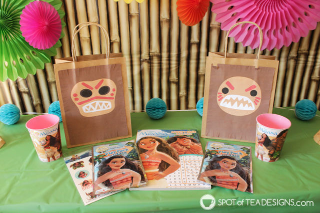 graphic relating to Kakamora Printable named Moana Occasion Printables towards down load free of charge and employ the service of at your occasion!