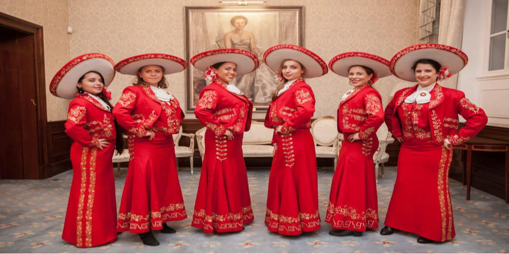 Mariachi Las Adelitas