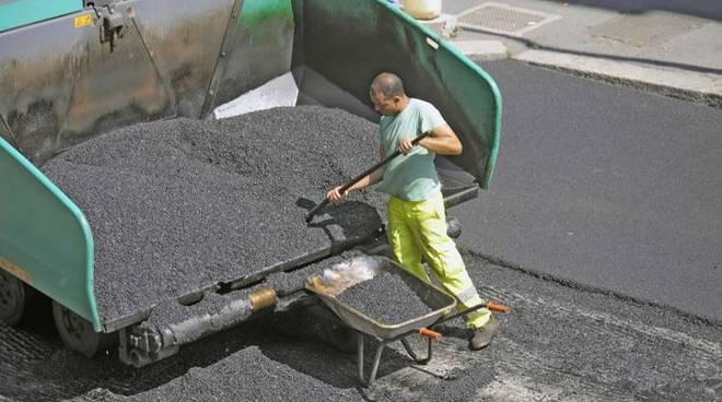Spotorno, da lunedì partono i lavori per la manutenzione straordinaria delle strade