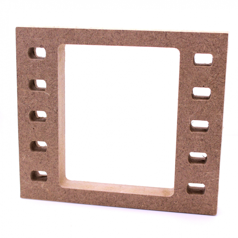 Mdf 18mm Free Standing Film Cell Craft Shape