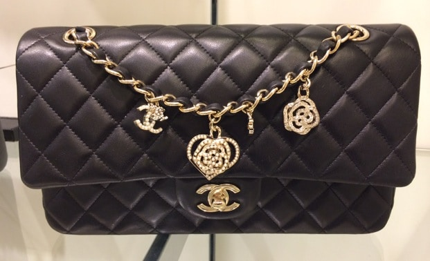 Chanel Valentine Bag Collection For Spring 2014 Spotted