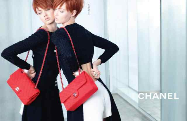 luxury brand chanel hand bags