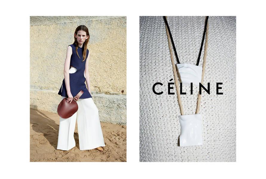 Celine Summer 2015 Campaign 6