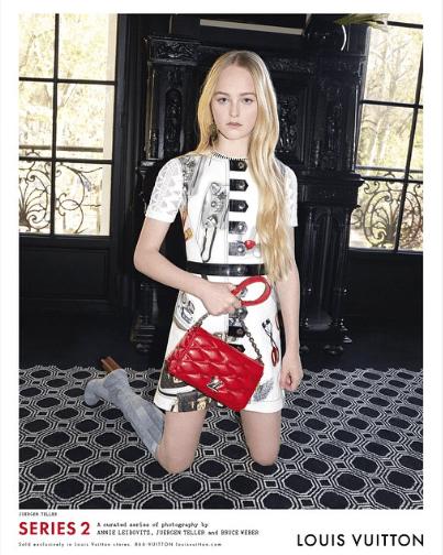 Louis Vuitton Spring 2015 Ad Campaign 4