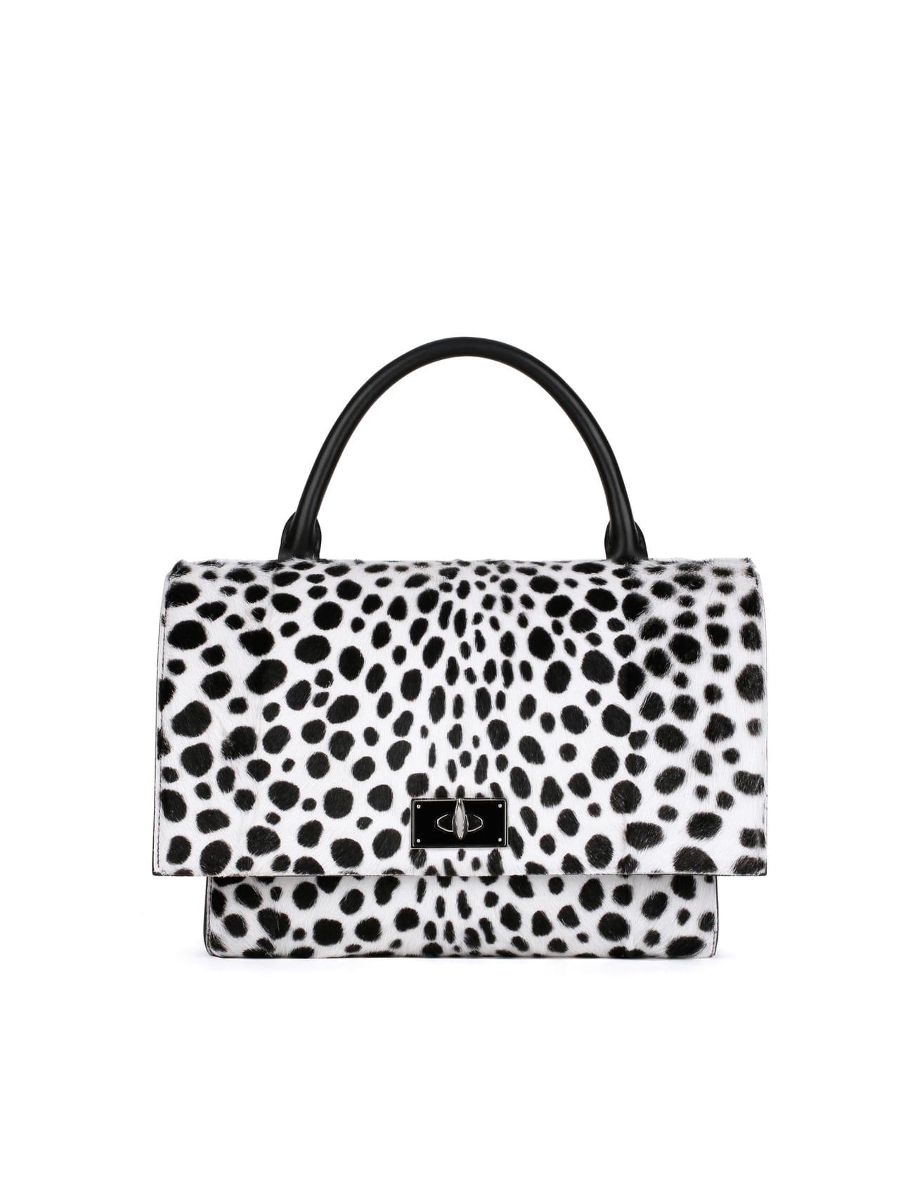 Dalmatian Print Handbags