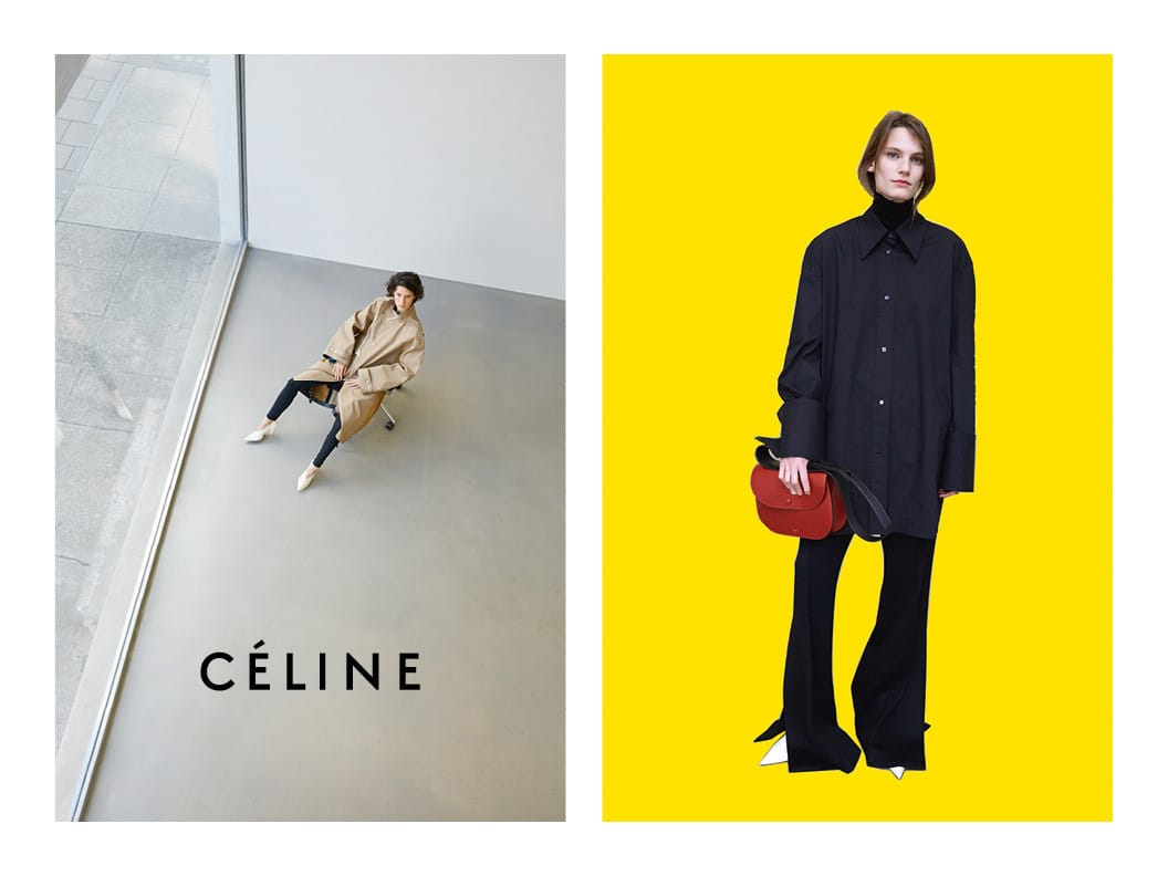 Image result for celine campaign