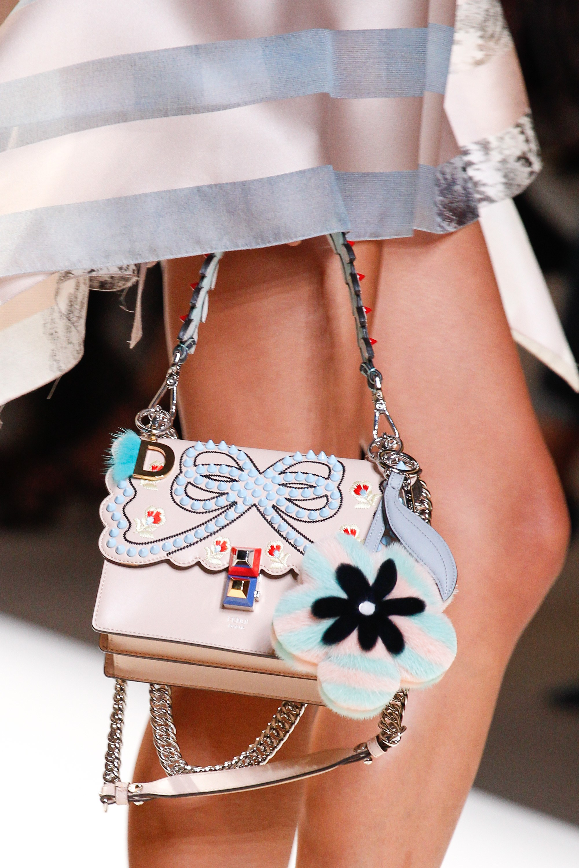 Fendi SpringSummer 2017 Runway Bag Collection Spotted