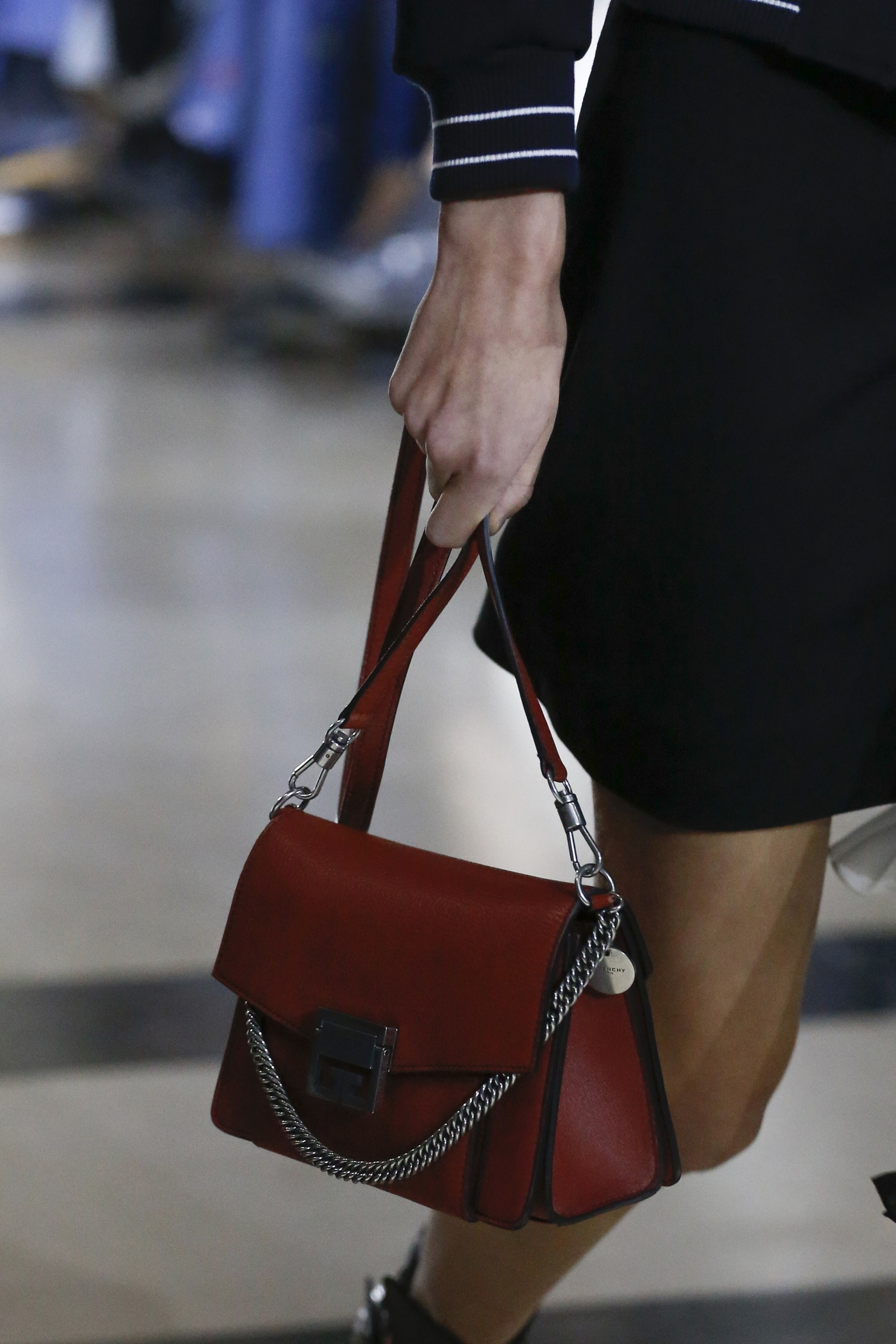 Givenchy SpringSummer 2018 Runway Bag Collection Spotted Fashion