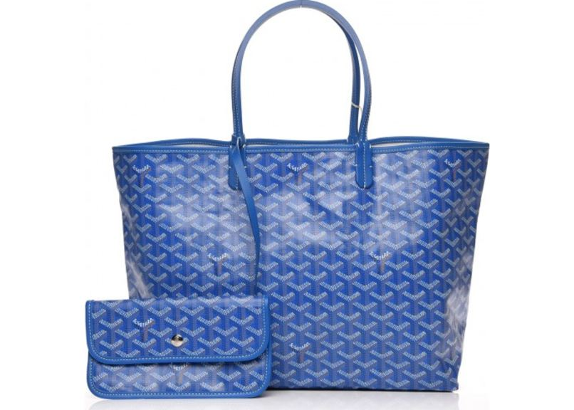7390c90c9e59 Goyard Saint Louis Tote Bag Reference Guide Spotted Fashion
