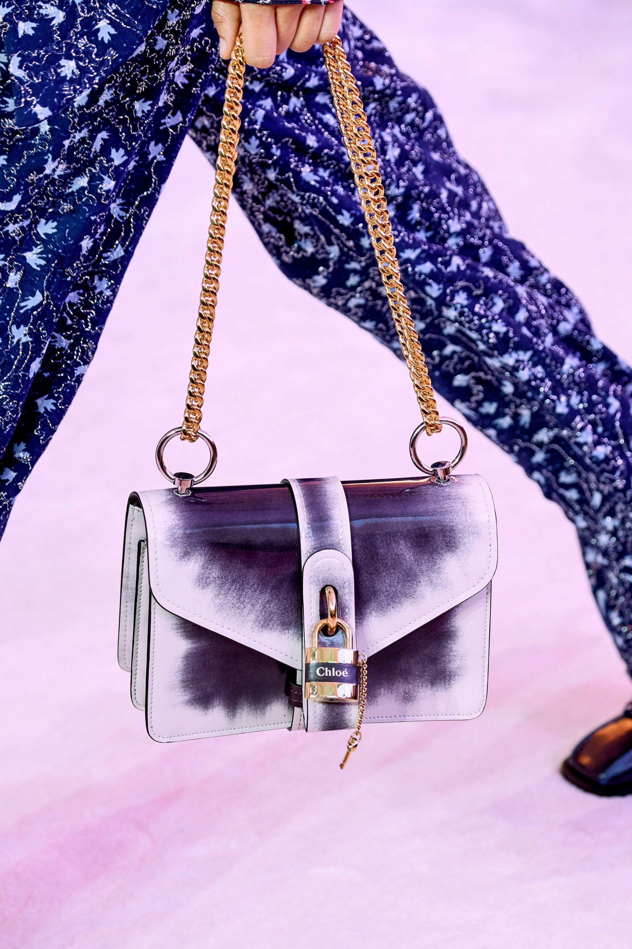 Chloe FallWinter 2019 Runway Bag Collection Spotted Fashion