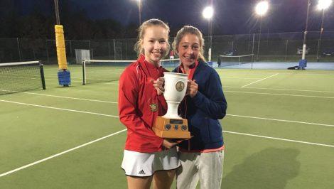 Alisa & Georgia ETC champions
