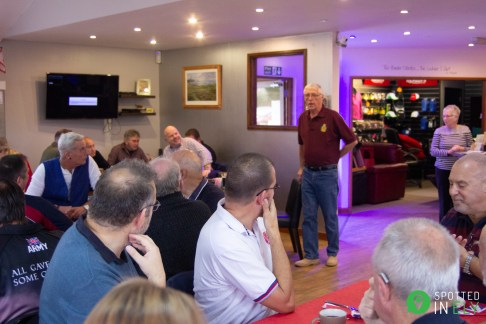 Les Wilson presents The Veterans Breakfast