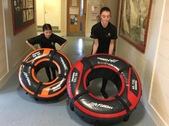 Ely College Life Fitness Tires