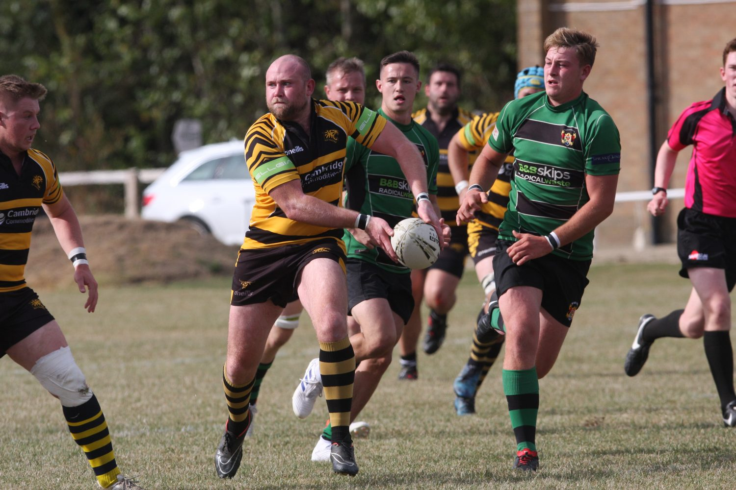 Ely Tigers v Beccles Match Report