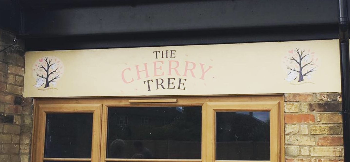 The Newly Refurbished Cherry Tree in Haddenham to Open in October