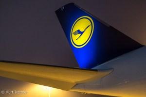 Lufthansa A350 Tail