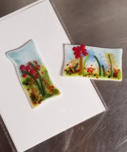 Fridge Magnet Greeting Card