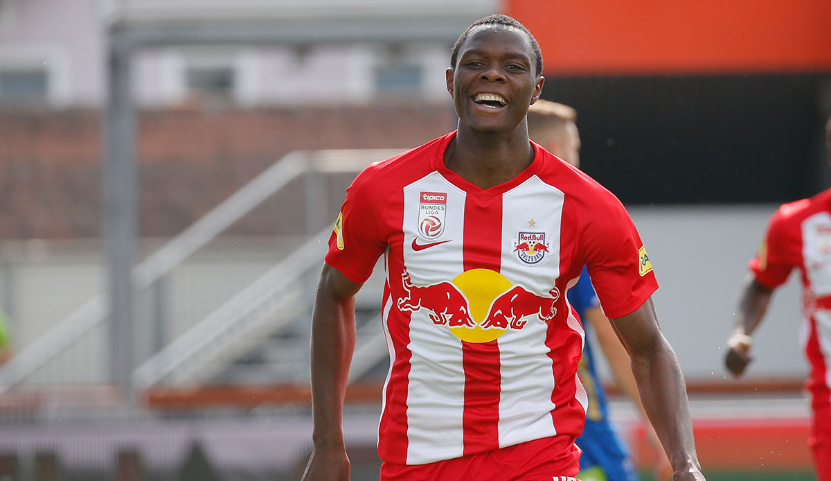 Patson Daka From Red Bull Salzburg Traded At Rb Leipzig As Werner S Successor Archyde