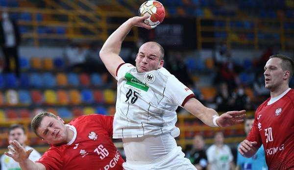 handball wm deutschland vs polen in