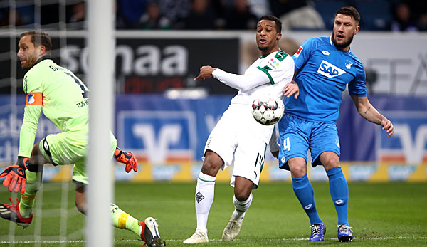 Image result for hoffenheim 0-0 gladbach