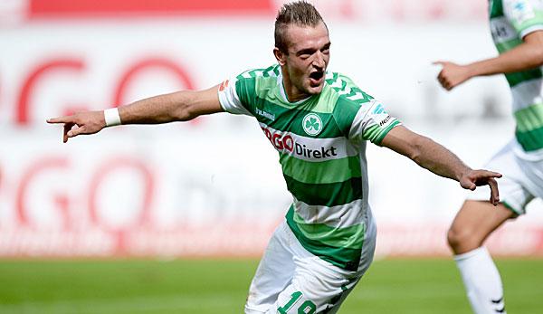Veton Berisha wohl bald nach Berlin