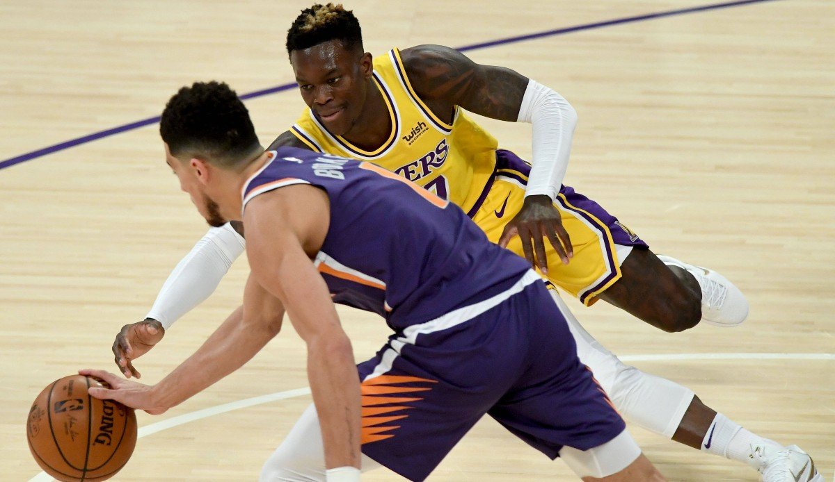 NBA: Phoenix Suns defy LeBron James and overtake the Los Angeles Lakers -  Archyde